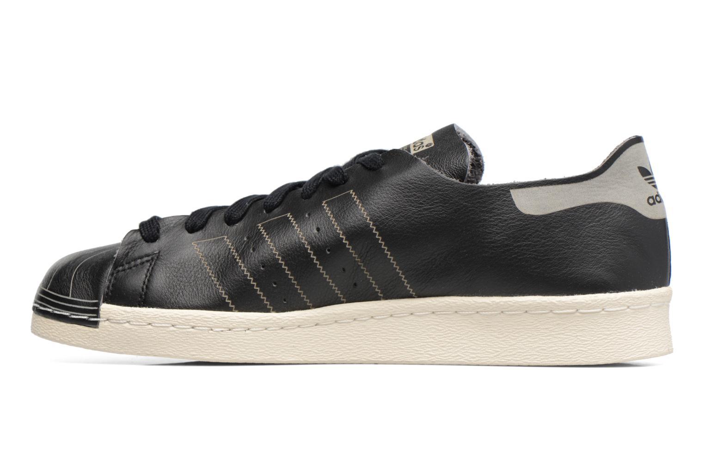 Baskets Adidas Originals Superstar 80S Decon Noir vue face