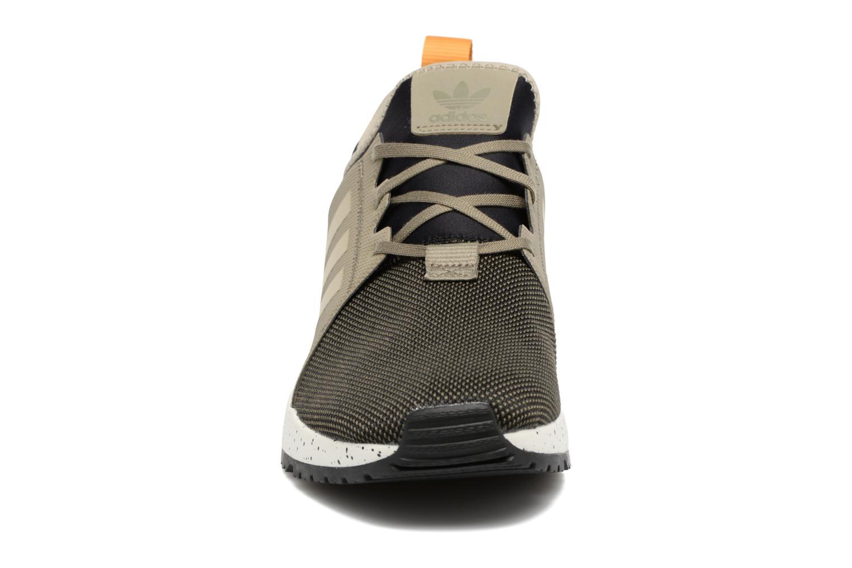 Baskets Adidas Originals X_Plr Snkrboot Vert vue portées chaussures