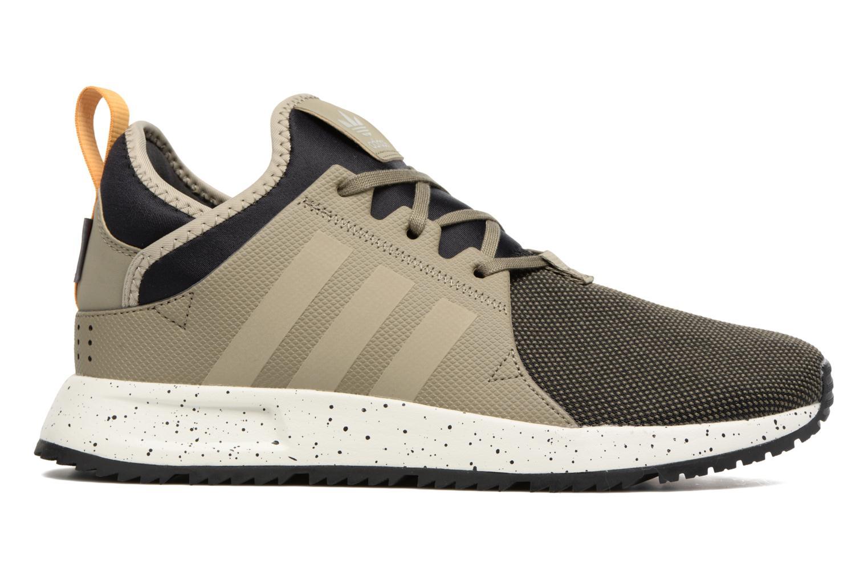 Baskets Adidas Originals X_Plr Snkrboot Vert vue derrière