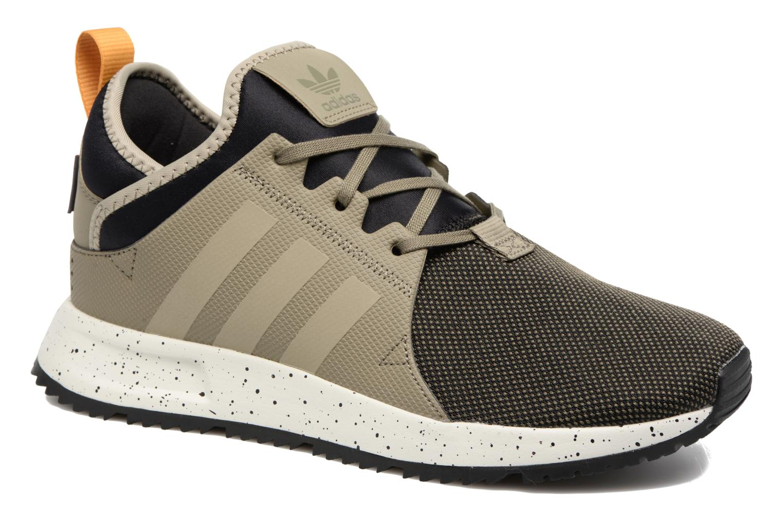 Baskets Adidas Originals X_Plr Snkrboot Vert vue détail/paire