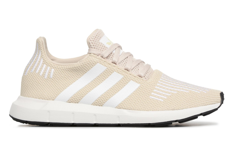 Sneakers Adidas Originals Swift Run W Beige bild från baksidan