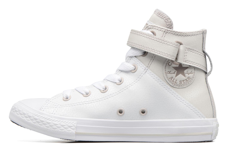 Baskets Converse Chuck Taylor All Star Brea  Hi Blanc vue face
