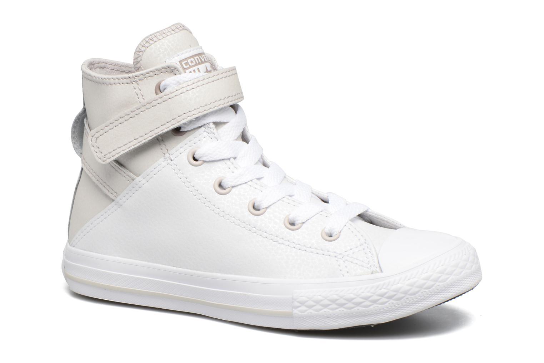 Sneaker Converse Chuck Taylor All Star Brea  Hi weiß detaillierte ansicht/modell