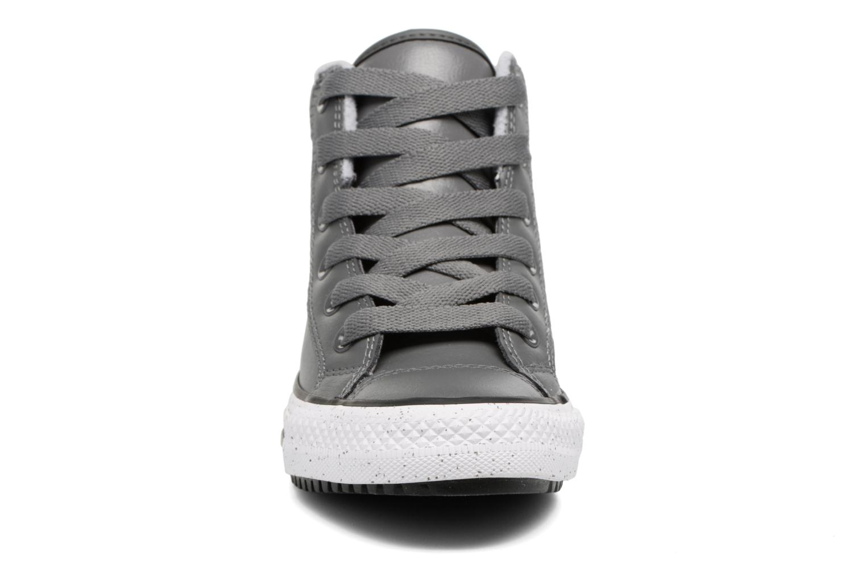 Baskets Converse Chuck Taylor All Star Converse Boot PC Leather Hi Vert vue portées chaussures