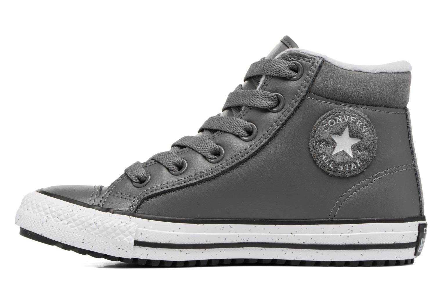 Chuck Taylor All Star Converse Boot PC Leather Hi Thunder/Black/White