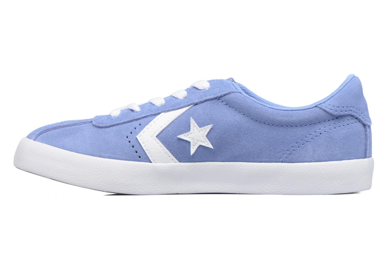 Sneakers Converse Breakpoint Suede Ox Azzurro immagine frontale
