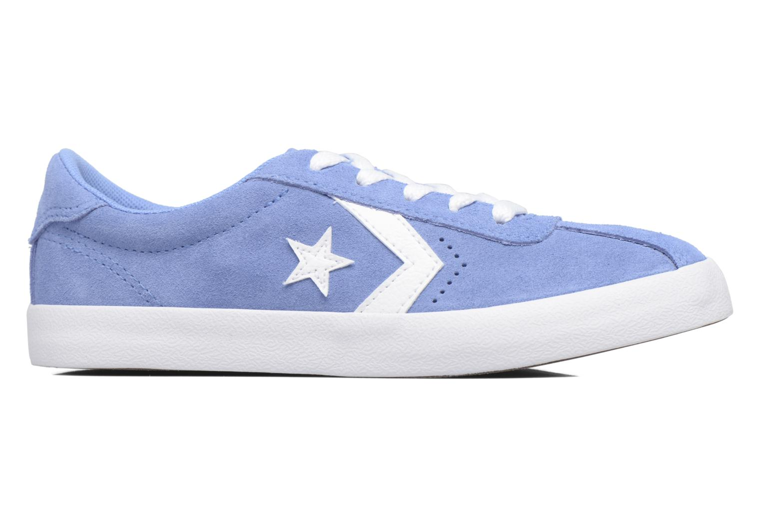 Trainers Converse Breakpoint Suede Ox Blue back view