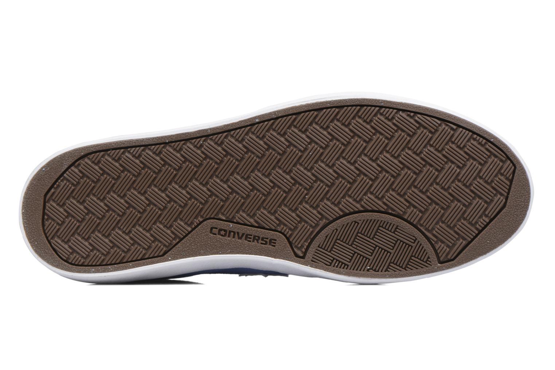 Sneakers Converse Breakpoint Suede Ox Azzurro immagine dall'alto