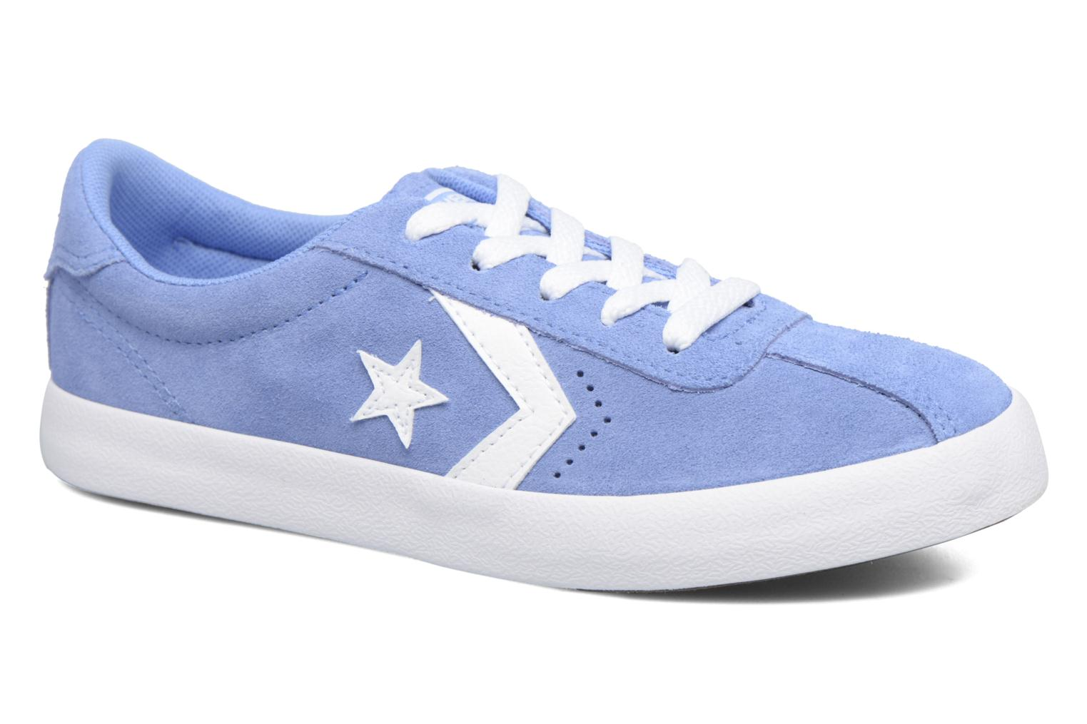 Trainers Converse Breakpoint Suede Ox Blue detailed view/ Pair view