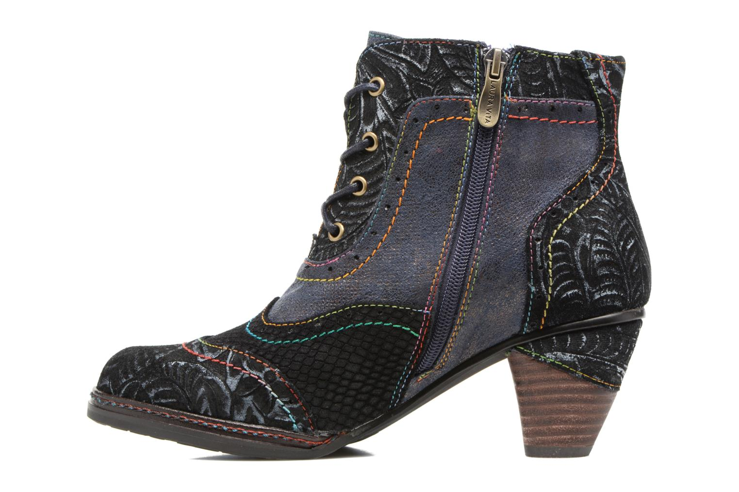 Ankle boots Laura Vita Alizee 30 Black front view