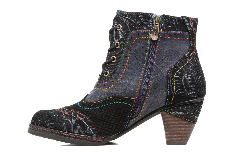 Boots en enkellaarsjes Laura Vita Alizee 30 Zwart voorkant