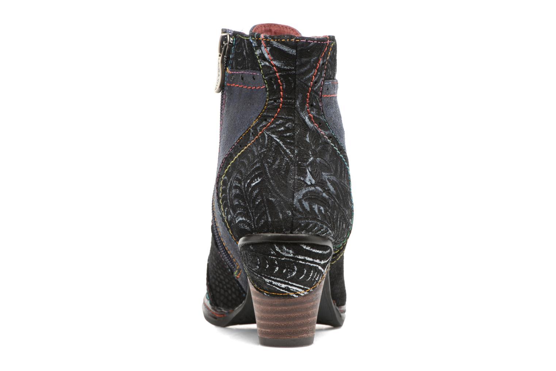Boots en enkellaarsjes Laura Vita Alizee 30 Zwart rechts