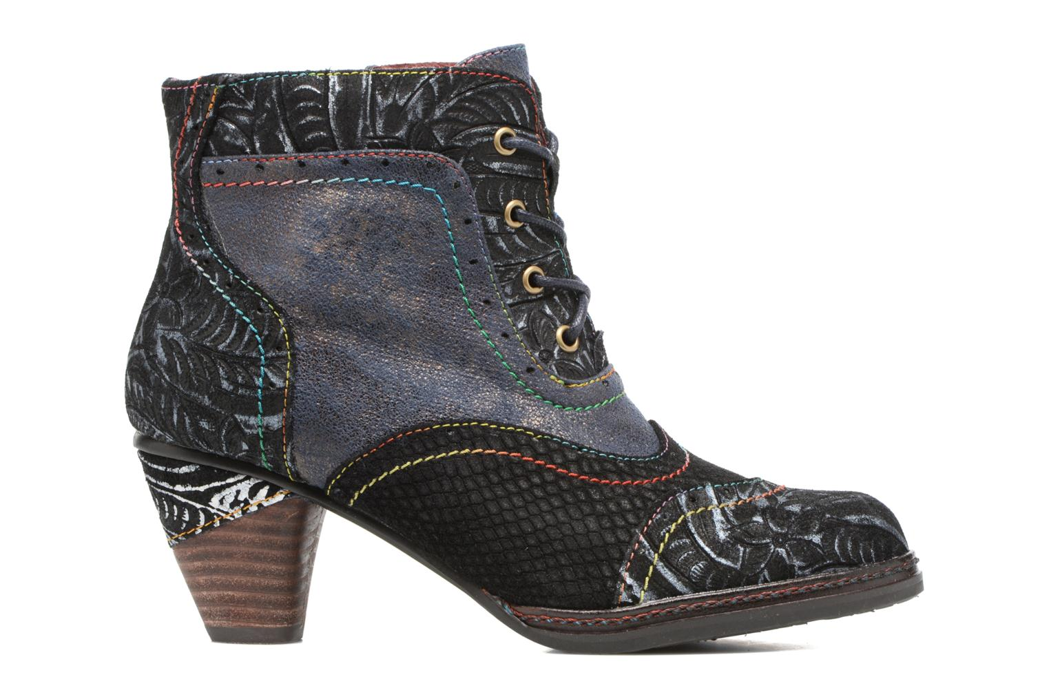 Ankle boots Laura Vita Alizee 30 Black back view