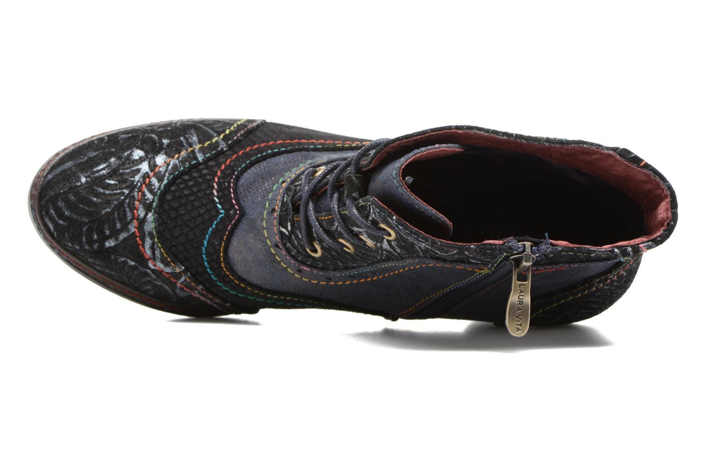 Bottines et boots Laura Vita Alizee 30 Noir vue gauche