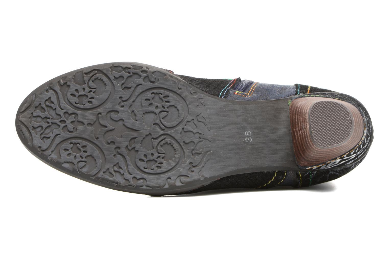 Bottines et boots Laura Vita Alizee 30 Noir vue haut