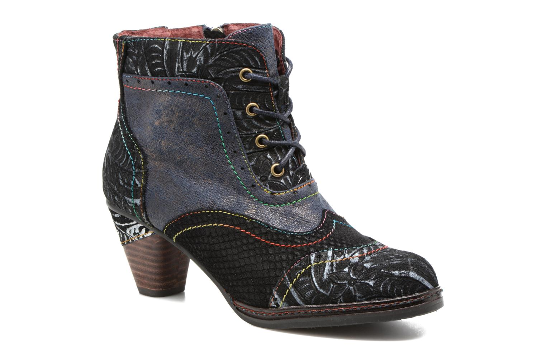 Boots en enkellaarsjes Laura Vita Alizee 30 Zwart detail