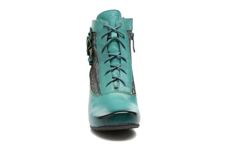 Bottines et boots Laura Vita Candice 03 Vert vue portées chaussures