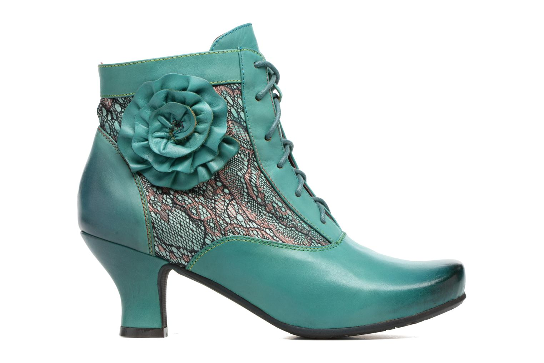 Bottines et boots Laura Vita Candice 03 Vert vue derrière