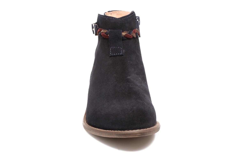 Stiefeletten & Boots Yep Pietra blau schuhe getragen