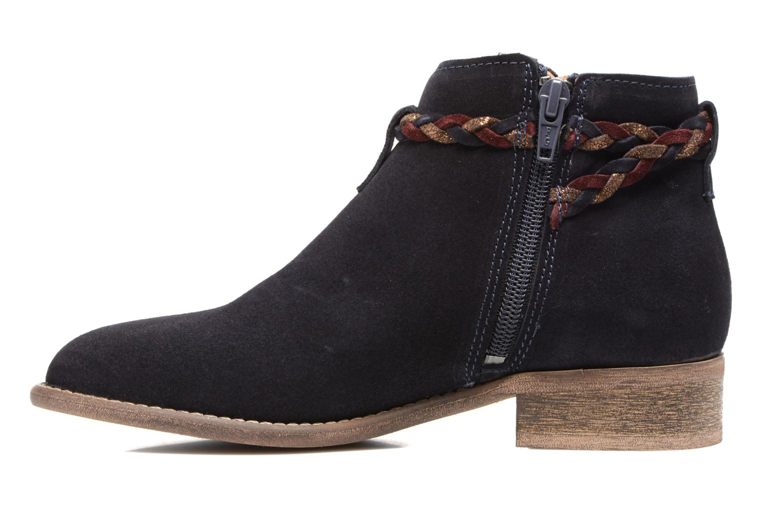 Ankle boots Yep Pietra Blue front view