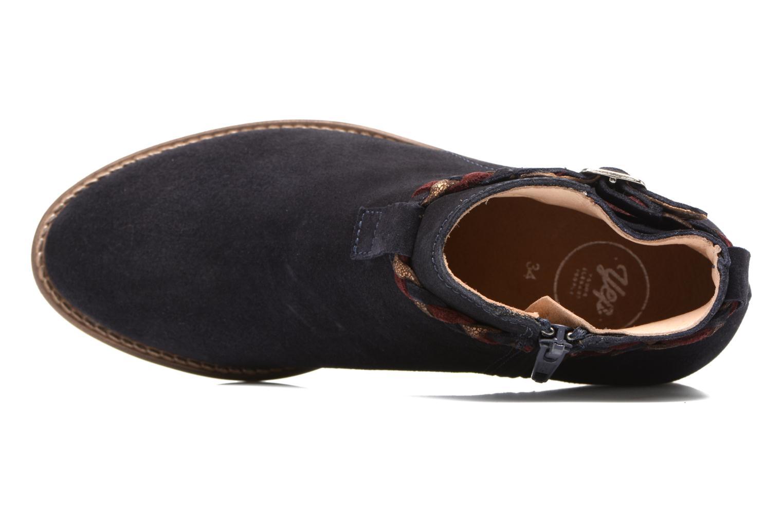 Stiefeletten & Boots Yep Pietra blau ansicht von links