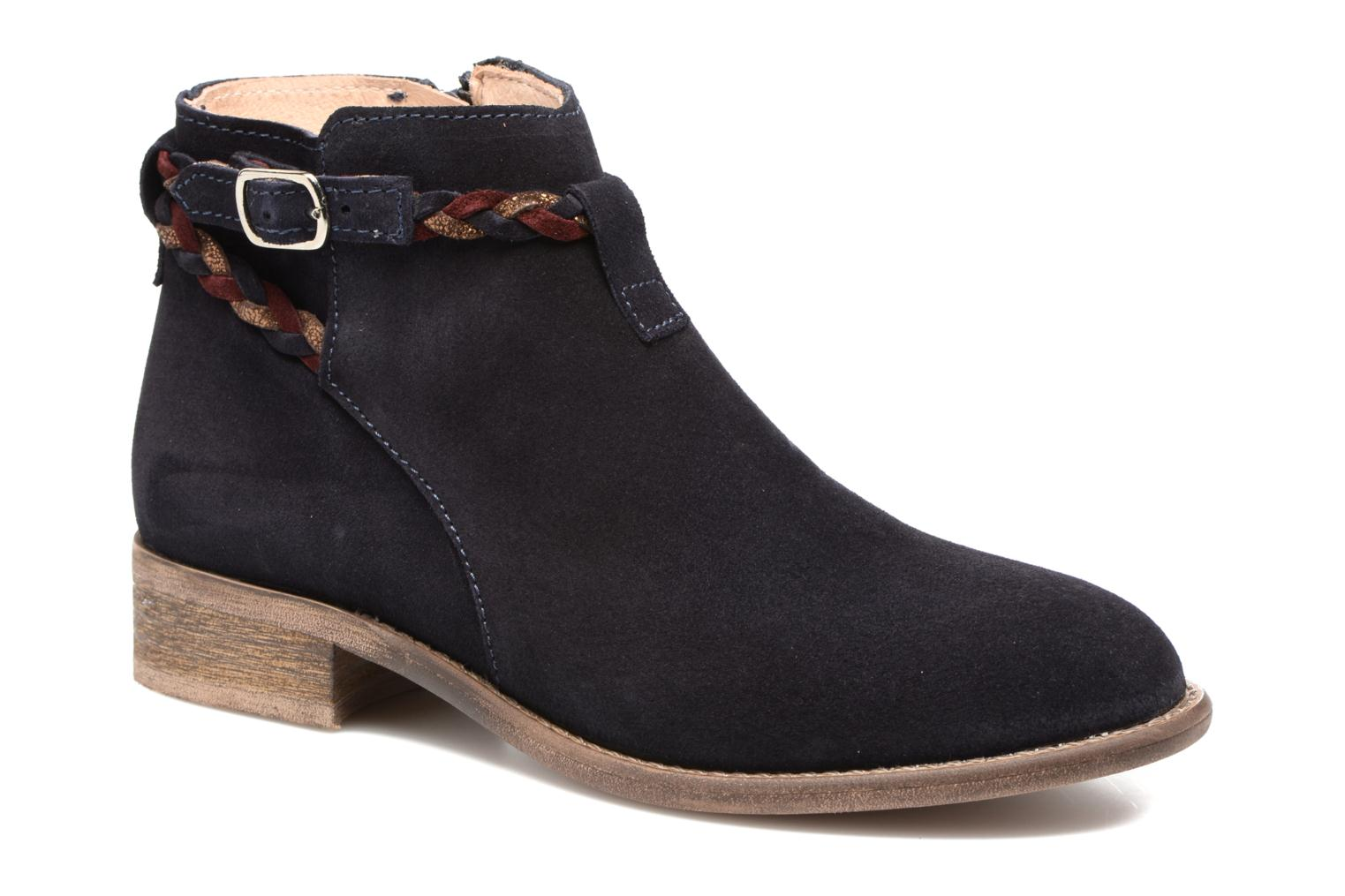 Ankle boots Yep Pietra Blue detailed view/ Pair view