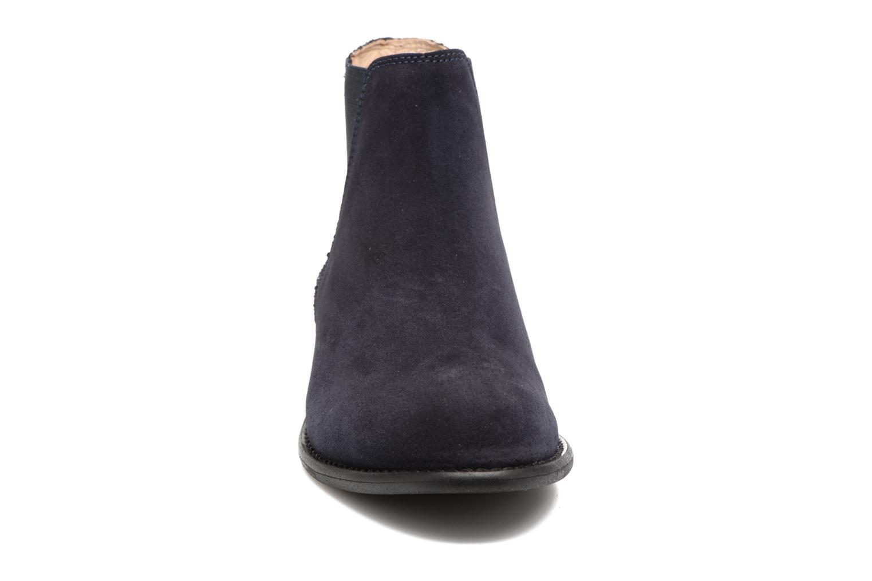 Bottines et boots Yep Rachelle Bleu vue portées chaussures