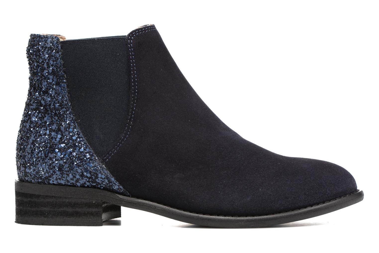 Bottines et boots Yep Rachelle Bleu vue derrière