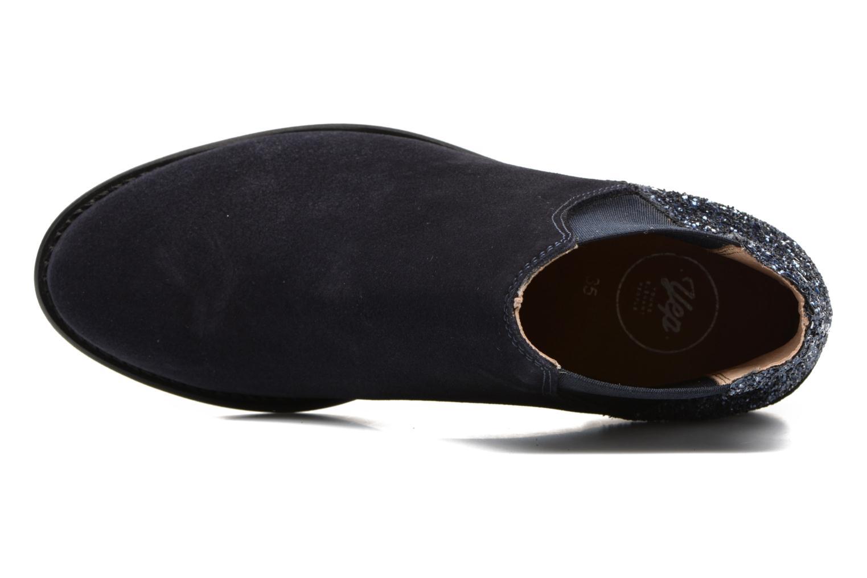 Bottines et boots Yep Rachelle Bleu vue gauche
