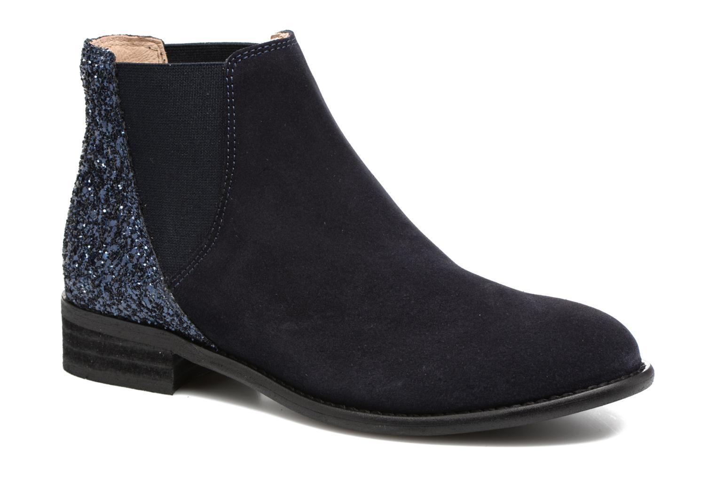 Bottines et boots Yep Rachelle Bleu vue détail/paire