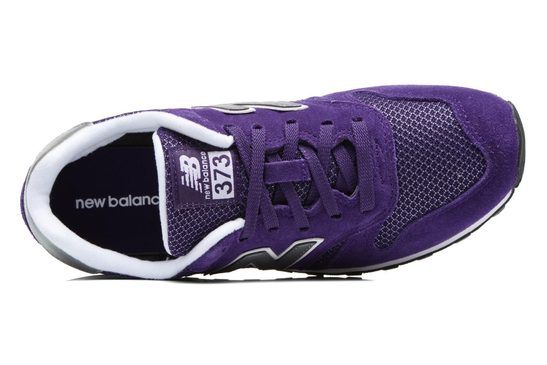Baskets New Balance WL373 B Violet vue gauche