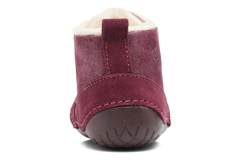 Bottines et boots Primigi Vitale Bordeaux vue droite
