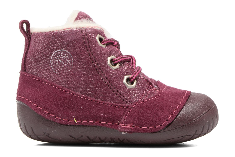 Bottines et boots Primigi Vitale Bordeaux vue derrière