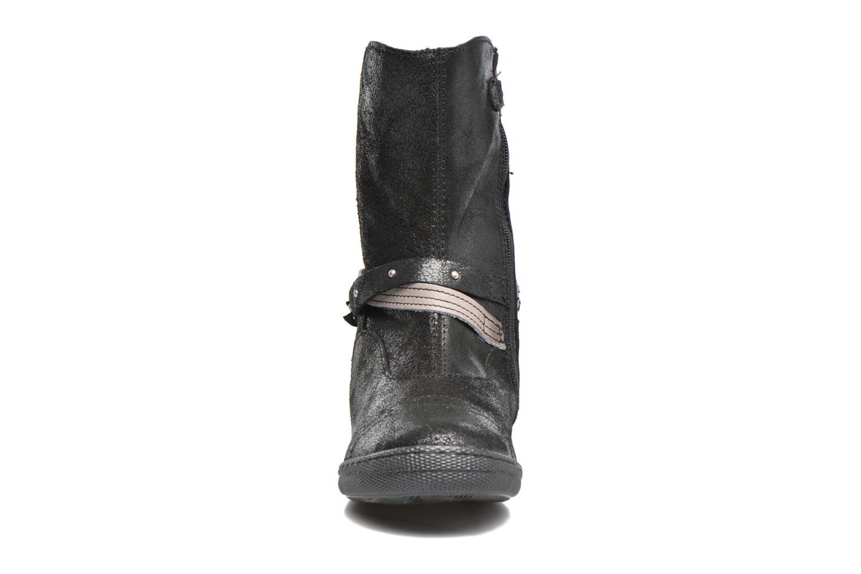 Bottes Primigi Beatrix Noir vue portées chaussures