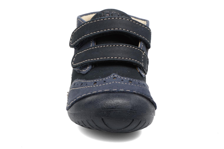 Bottines et boots Primigi Andrea Bleu vue portées chaussures