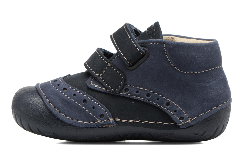 Bottines et boots Primigi Andrea Bleu vue face