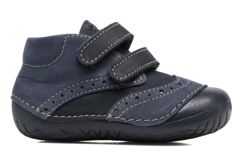 Bottines et boots Primigi Andrea Bleu vue derrière