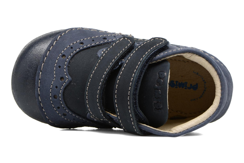 Bottines et boots Primigi Andrea Bleu vue gauche