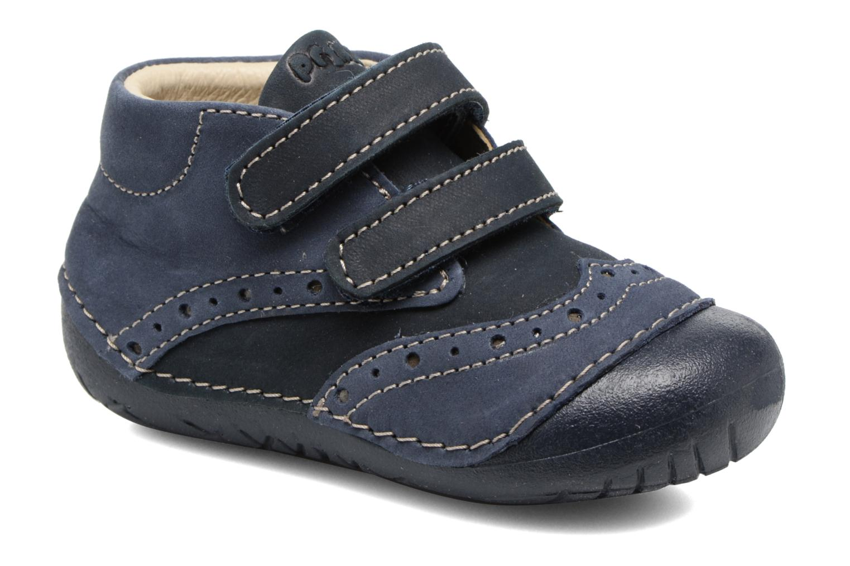 Bottines et boots Primigi Andrea Bleu vue détail/paire