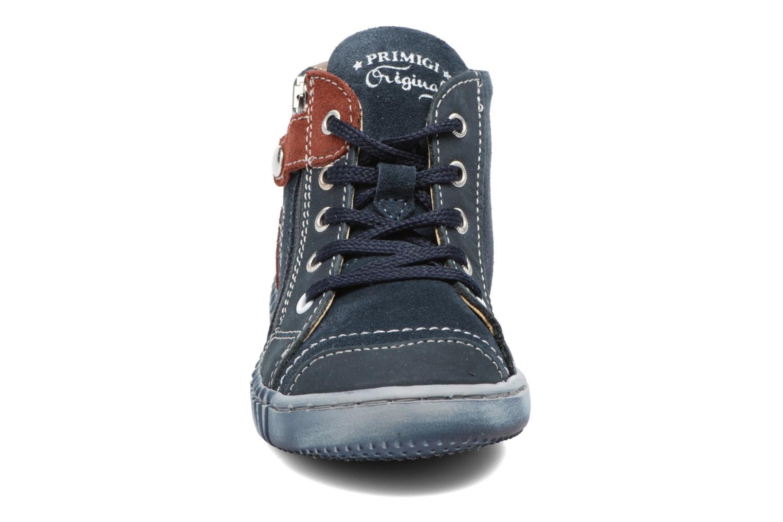 Bottines et boots Primigi Vico Bleu vue portées chaussures