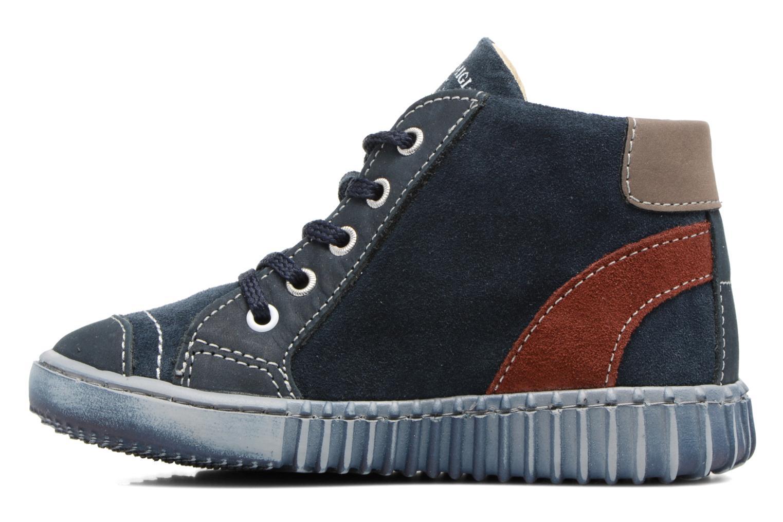 Bottines et boots Primigi Vico Bleu vue face