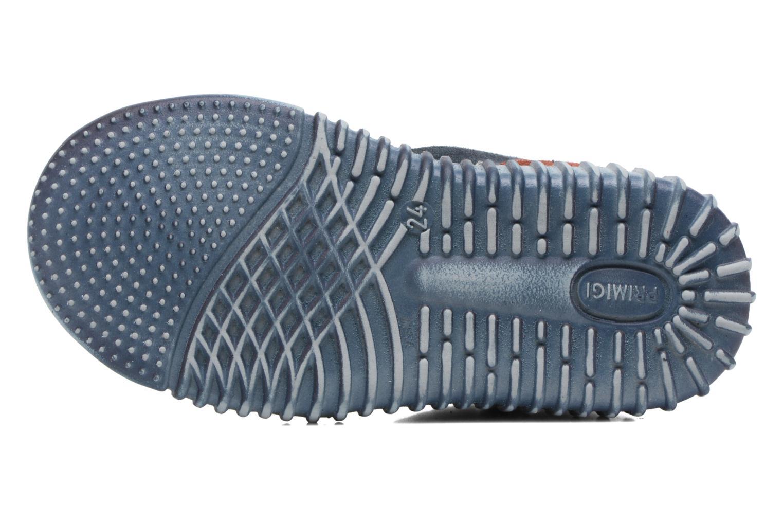 Bottines et boots Primigi Vico Bleu vue haut