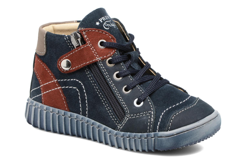 Bottines et boots Primigi Vico Bleu vue détail/paire