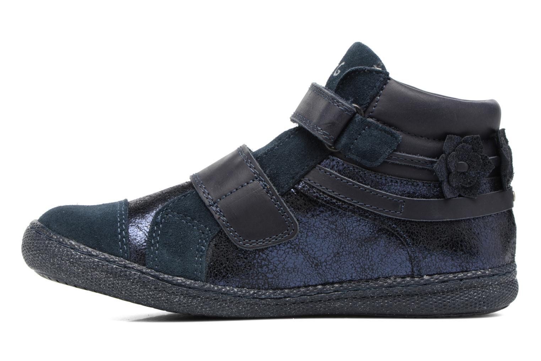 Bottines et boots Primigi Gaia Bleu vue face