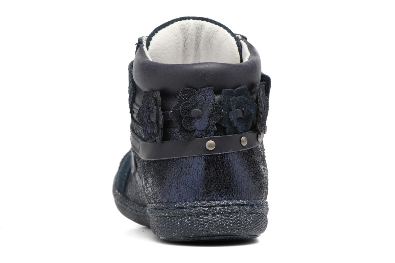 Bottines et boots Primigi Gaia Bleu vue droite