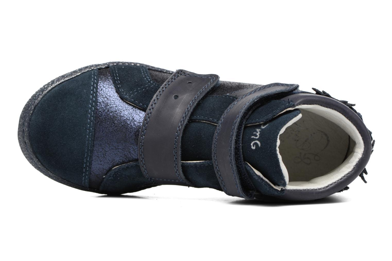 Bottines et boots Primigi Gaia Bleu vue gauche