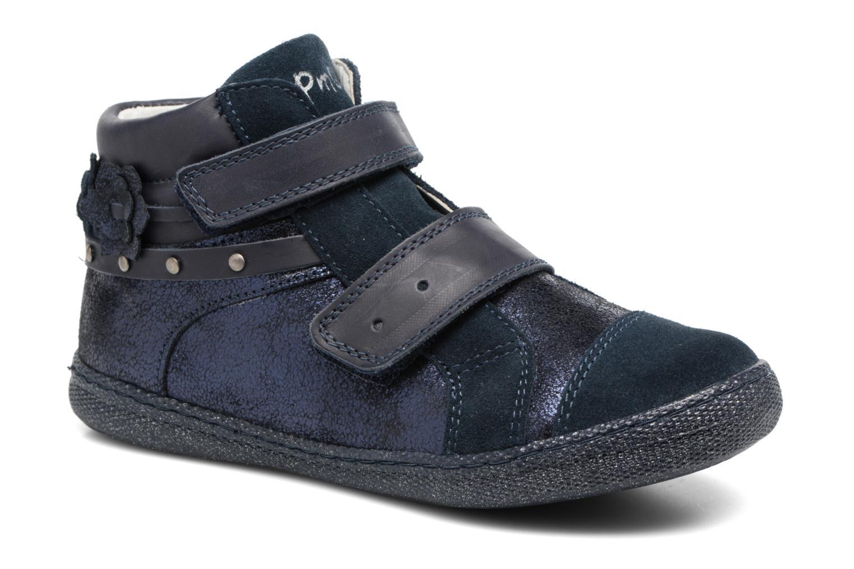 Bottines et boots Primigi Gaia Bleu vue détail/paire