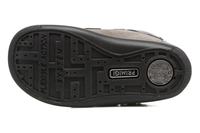 Chaussures à scratch Primigi Gabelica Argent vue haut