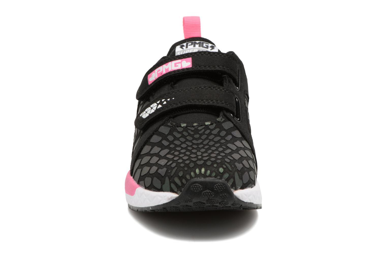 Baskets Primigi Ale Noir vue portées chaussures
