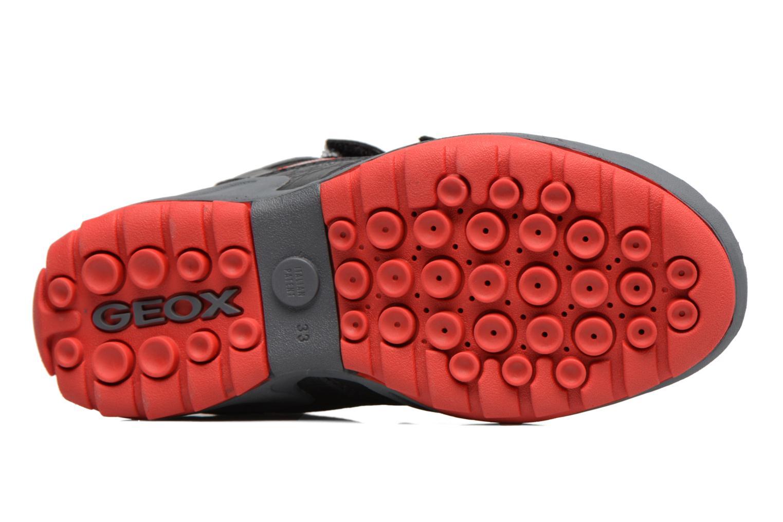 J N.Savage B.B J741VB Black/red